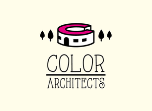 COLOR ARCHITECTS(大阪・一級建築士事務所)   ロゴデザイン・名刺デザイン・封筒デザイン・制作