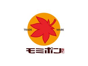 モミポン(京都・五條楽園・ぽん酢店) | ロゴデザイン・ロゴタイプデザイン