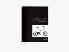 BESV JAPAN(東京・渋谷区)   車両操作マニュアル(取扱説明書)デザイン