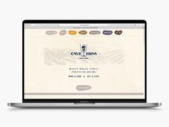 CAVE de EBINA 海老名商店(京都・御所南) | ウェブサイト(ホームページ)デザイン・制作