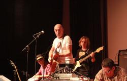 Idutang 2011 with Tom Bird, Peter Scherr