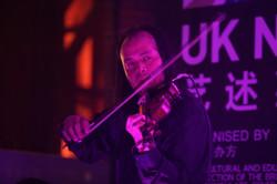 Rael Solis May (violin)