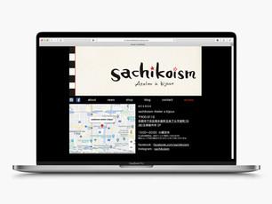 Sachikoism(京都・五条) | ウェブサイト(ホームページ)デザイン・制作