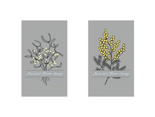 MASAKO's Flower Design(大阪・京橋/枚方) | ロゴデザイン・ショップカード・名刺デザイン