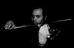 Israel Violin Player
