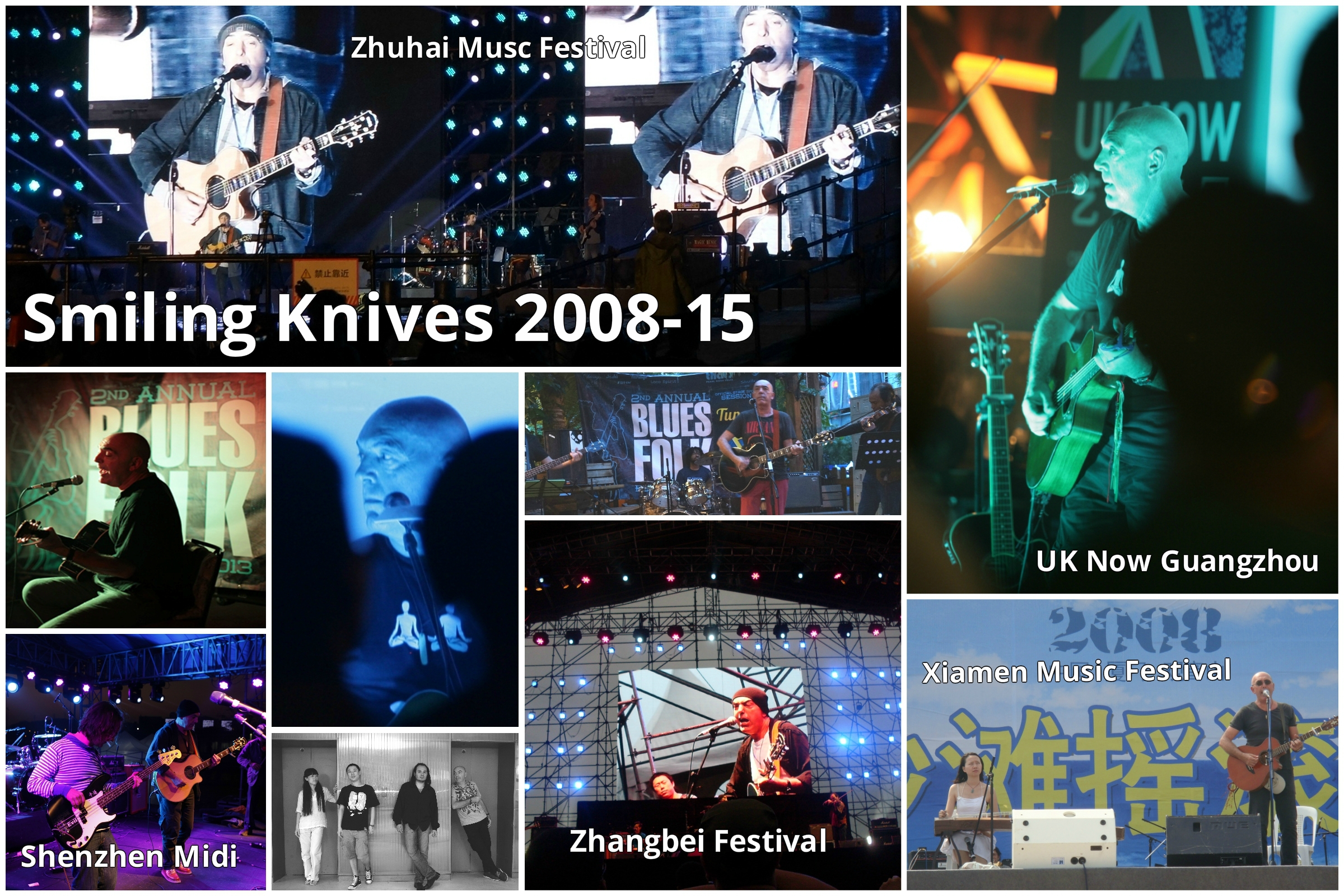 Smiling Knives 2008 - 2015