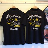 木屋町バドミントンクラブ(京都) | ユニフォーム制作