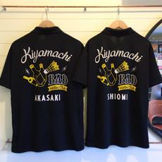 木屋町バドミントンクラブ(京都) | ユニフォームデザイン・プリント制作