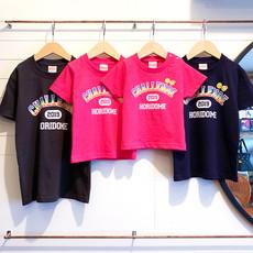 堀留町保育園 園児と保護者の皆様(東京)   イベントTシャツデザイン・プリント制作