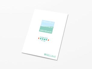 メルリックス学院 大阪校(大阪・江坂) | 夏期講習パンフレットデザイン