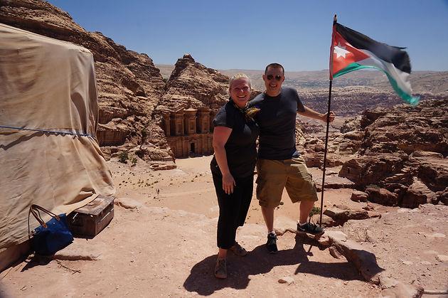 Jordan Road Trip Day 1: Madaba to Aqaba