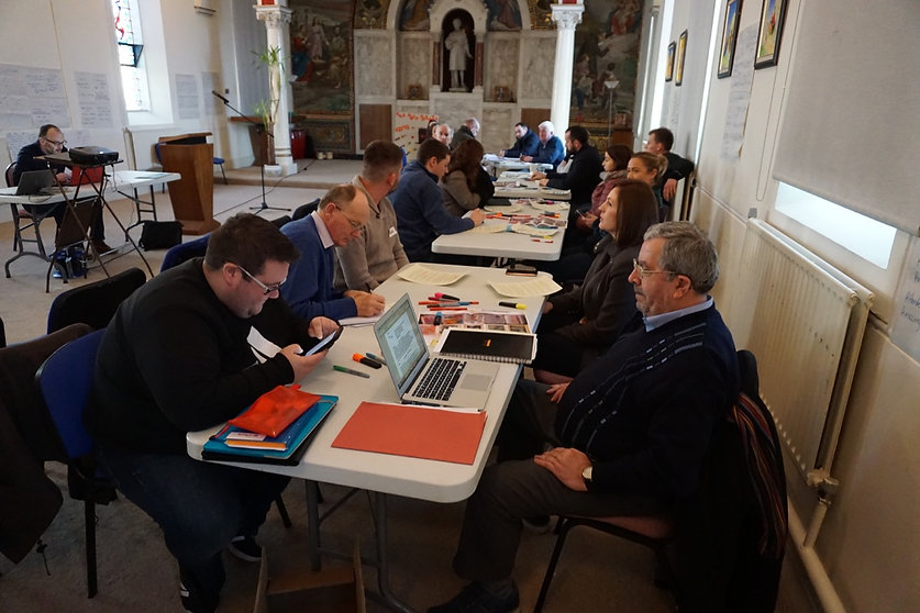 Animators' Meeting castletown 31 Jan to