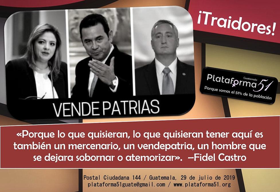Postal Ciudadana 144