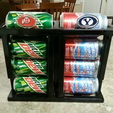 BYU VS Utah Drink Holder