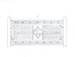 B Gate 1