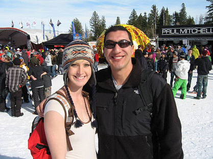 Dew Tour 2011 | With The Wife