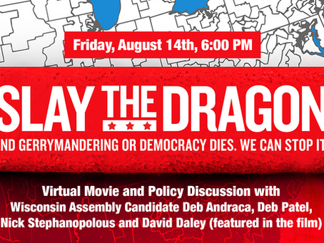 LIVE: Slay the Dragon Movie Discussion