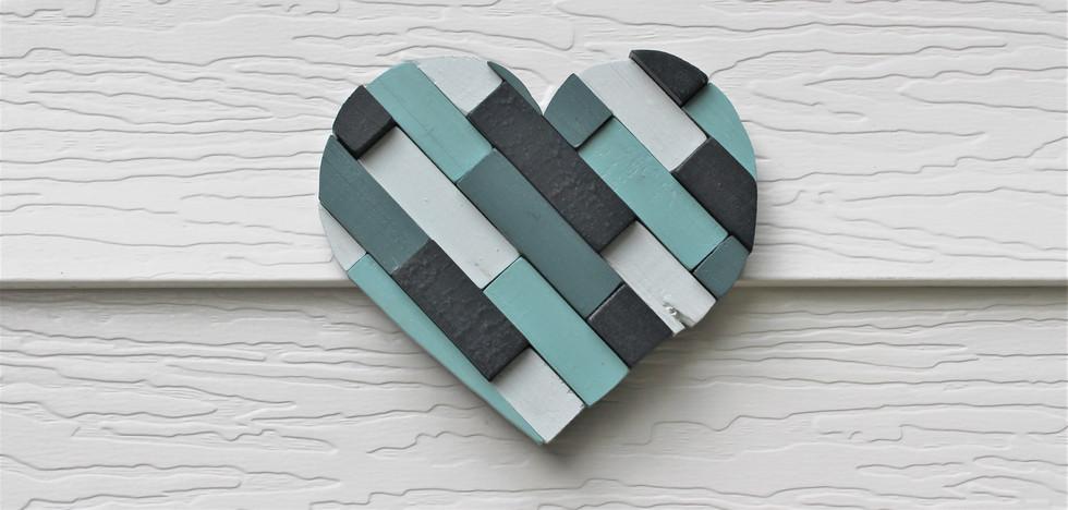 Small Blue Heart