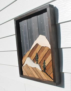 Starlit Mountains