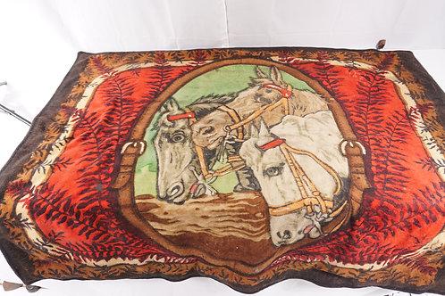 Horse Buggy Blanket