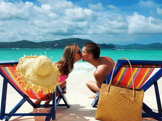 The Top 5 Places You Should Go on Your Honeymoon