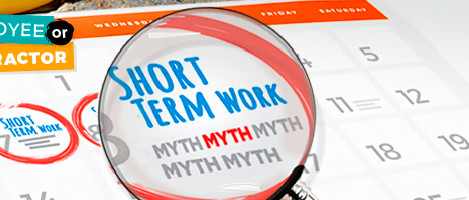 Myths: Employee Vs Contractor
