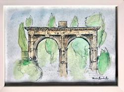Roman Porta Gemina