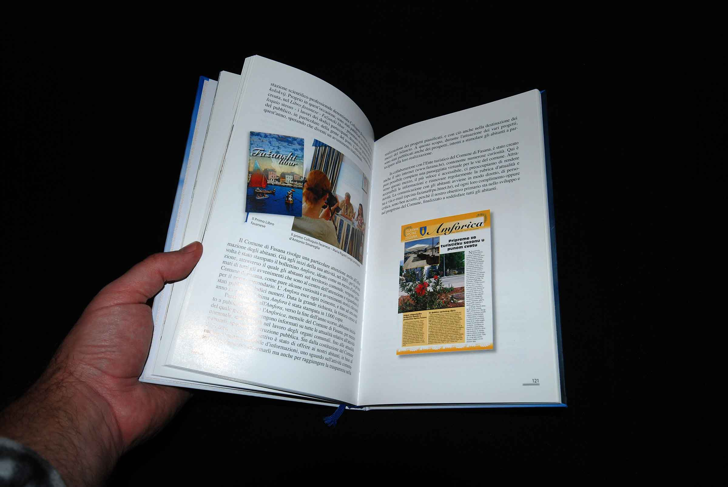 """Fasana book nr 3"""
