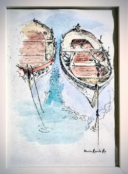Istrian boat