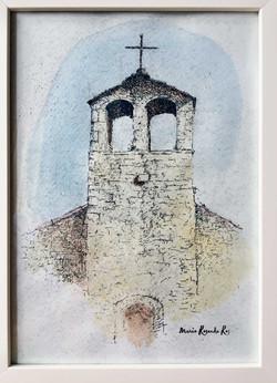 Istrian church