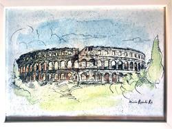 Roman Arena Pula