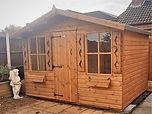 Devon Log Cabin
