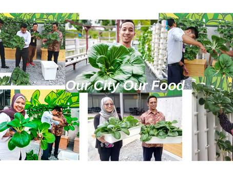 The Integration of Urban Farming with local ecosystem In Cyberjaya