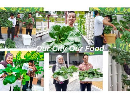 The Integration of Urban Farming with local ecosystem In Cyberjaya