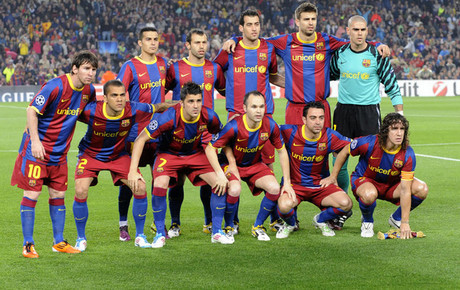 Barcelona 2010/2011: The Beast Unraveled