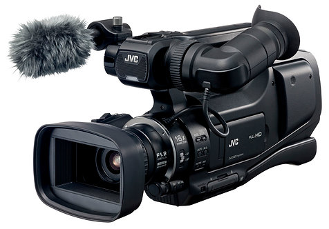 Cameră video JVC GY-HM70E Full HD Shoulder-mounted Events Camcorder