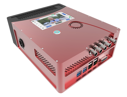 Encoder video Mobile Viewpoint Agile UltraLink 4K The world's first 12G 4K