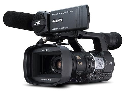 Cameră video JVC JY-HM360E handheld HD camcorder