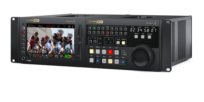 Recorder video Blackmagic HyperDeck Extreme 8K HDR
