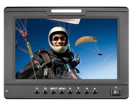 "Monitor video Marshall V-LCD70-AFHD 7"" High Resolution 1024 x 600 Camera-Top"