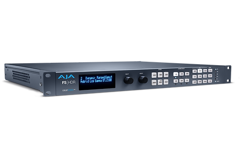 Convertor video audio AJA FS-HDR Real Time HDR/WCG Conversion