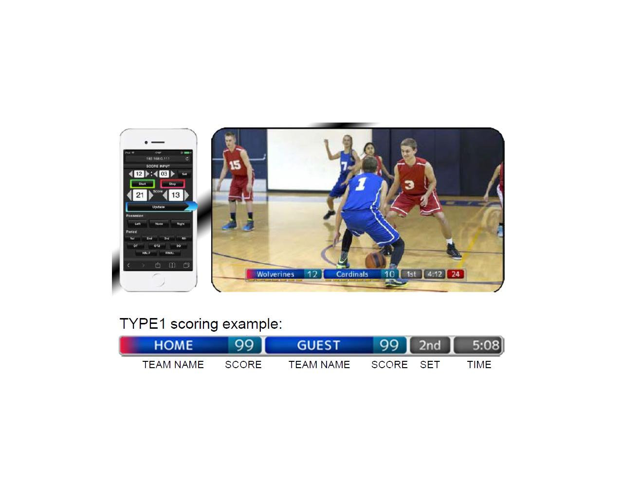 Camera video JVC GY-HM250ESB Compact live streaming 4K camcorder with SDI