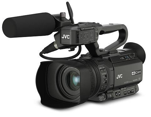 Cameră video JVC GY-HM200E 4KCAM live streaming camcorder