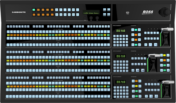 Mixer video Ross Carbonite Black Production Switcher