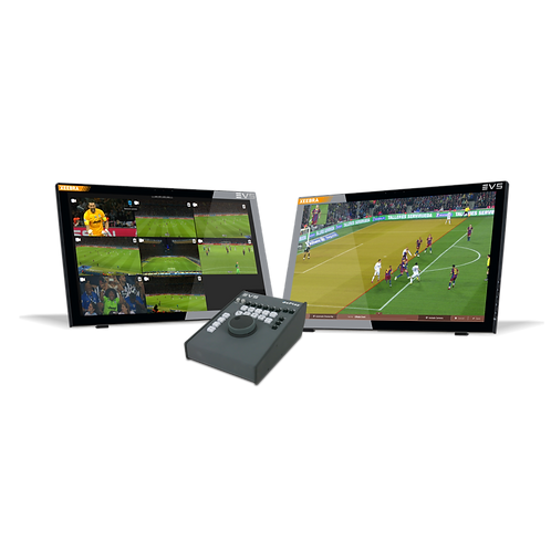 Sistem arbitraj video VAR EVS Xeebra for Sport Referees