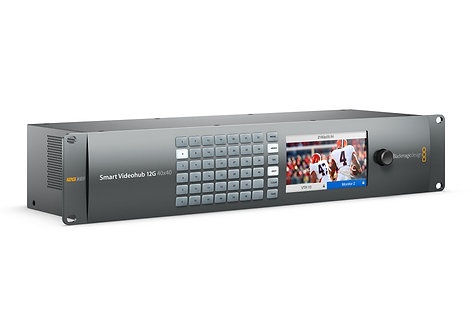 Matrice video Blackmagic Smart Videohub 12G 40x40 Video Router