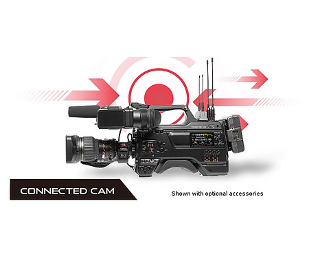 Camera video JVC GY-HC900CHE Shoulder-mount/studio live streaming ENG HD