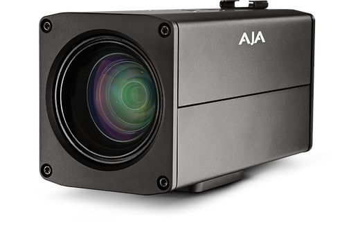 Cameră video AJA RovoCam Integrated UltraHD/HD Camera with HDBaseT