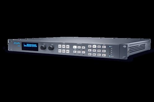 Convertor video audio AJA FS4 The Ultimate 4K Toolbox. Frame Synchronizer