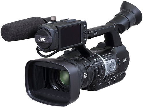 Cameră video JVC GY-HM620E HD ENG camcorder